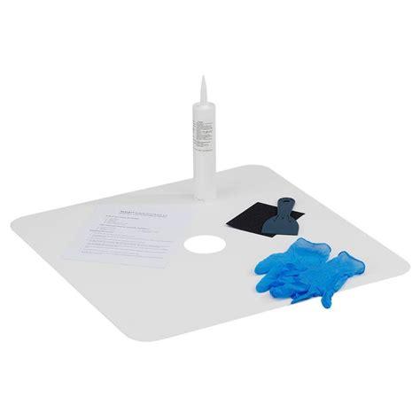 Refurbish Shower Stall by Shower Stall Floor Repair Kit Shower Ideas