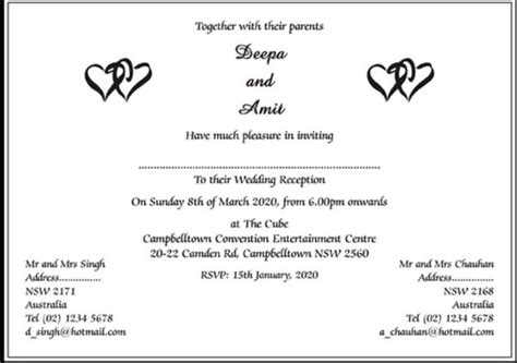 reply for a friends marriage invitation what are some wedding invitation card wordings to give it to friends quora