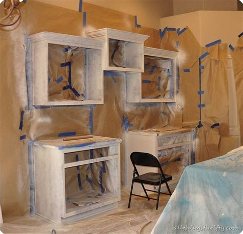 how to properly paint kitchen cabinets painting cabinets the correct way home pinterest