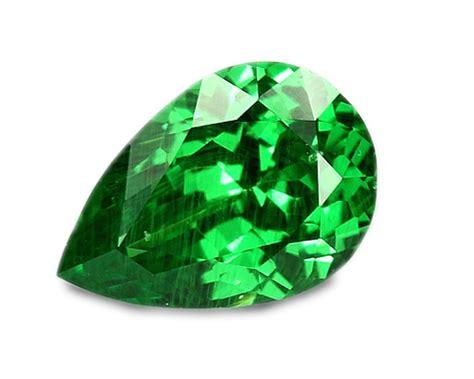 0 99 carats tsavorite gemstone pear ebay