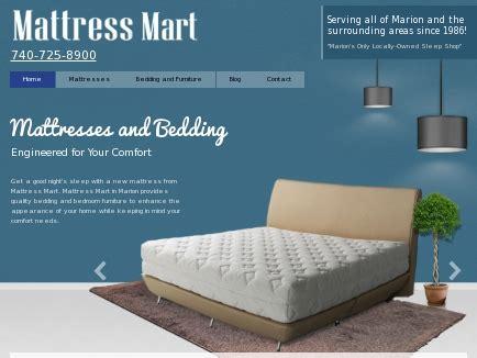 Mattress Mart by Mattress Mart Mattresses And Furniture Marion Oh