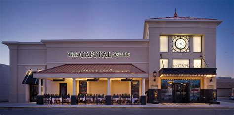 The Capital Grill by The Capital Grille At Legacy Will Open In July
