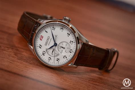 Seiko Spb041j1 on review seiko presage spb041j1 vintage flair and great elegance for an accessible