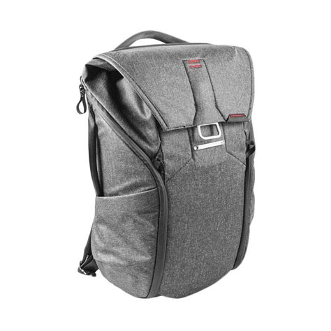Tas Kamera Peak Design Everyday Messenger 15 Charcoal jual peak design everyday backpack tas kamera charcoal 20 l harga kualitas
