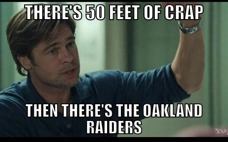 Oakland Raiders Memes - october 2014