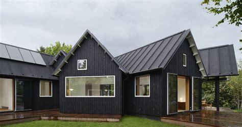 chapa de techo fachadas con techos de chapa