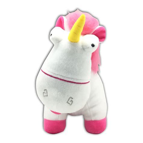 Despicable Me 12 12 despicable me 3 fluffy unicorn plush toyworld