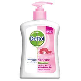 Sabun Cuci Tangan Dettol sabun cuci tangan