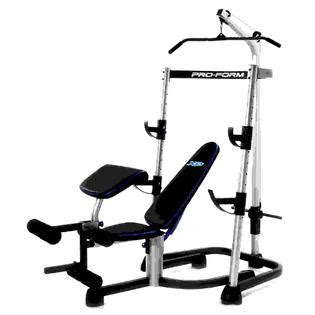 proform bench proform xp 200 olympic bench rack