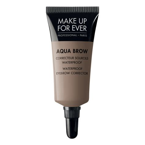 Makeup Forever Eyebrow Gel aqua brow eyebrows make up for