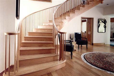modelos de escaleras exteriores para casas escaleras barandillas y pasamanos de madera en sonseca