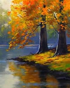 25 fall tree painting ideas aspen trees trees fall trees