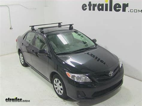 2013 Camry Roof Rack by Roof Rack For 2013 Toyota Corolla Etrailer