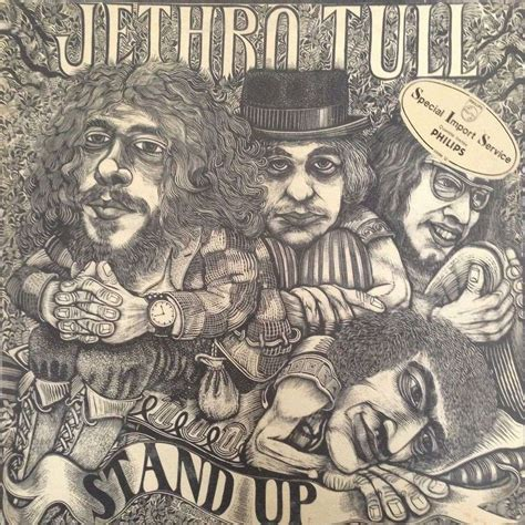 Make Up Tull Jye stand up by jethro tull lp with metro ref 117557285