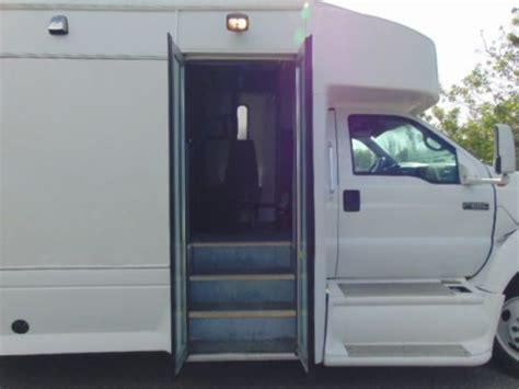 purchase   ford  extradition  passenger prisoner transport mini shuttle bus