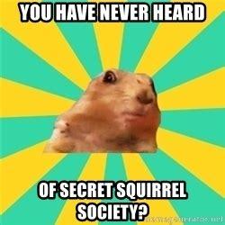 Dramatic Squirrel Meme - dramatic chipmunk meme generator