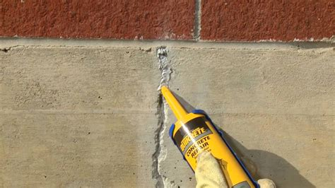 Why Can T I Just Plug My Basement Cracks Ecodry Hydraulic Cement Basement