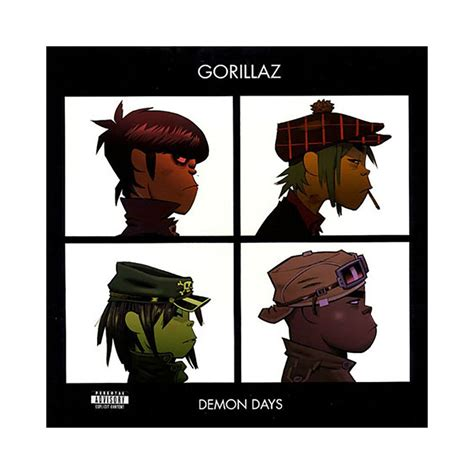 %name buy and sell gift cards   Gorillaz   Demon Days   CD   buy, album stream, release date