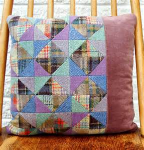 Woolen Quilt by A Quilty Adventure Part Iii How To Sew With Wool Suzy