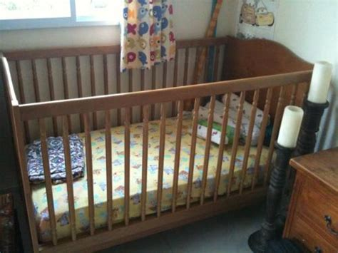 Baby Crib Mattress Sale For Sale Sale Diktad Crib Mattress Hardly Used 75