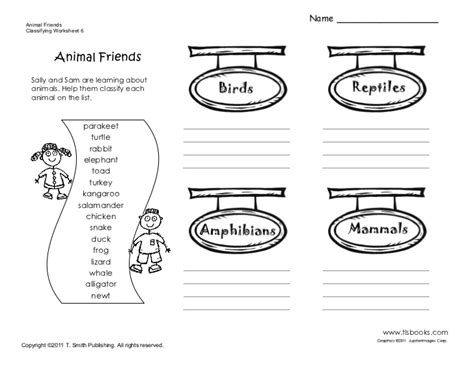 free printable worksheets vertebrates invertebrates animal classification activity 5th grade animal