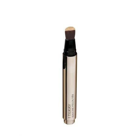 by terry touche veloutee highlighting concealer 3 beige by terry touche velout 201 highlighting concealer brush beige