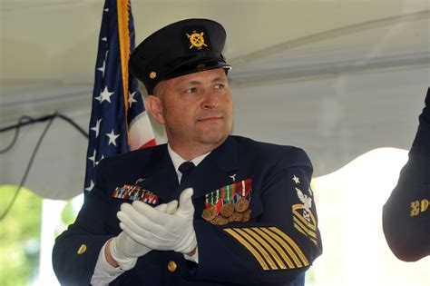 Chief Officer by Master Chief Petty Officer Clemens 171 Coast Guard Compass