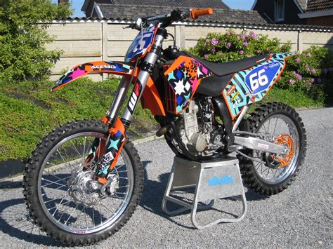 2010 Ktm 250sx 2010 Ktm 250 Sx F Moto Zombdrive