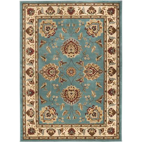 10 x 15 area rugs well woven timeless abbasi light blue 10 ft 11 in x 15 ft traditional area rug 3606t the