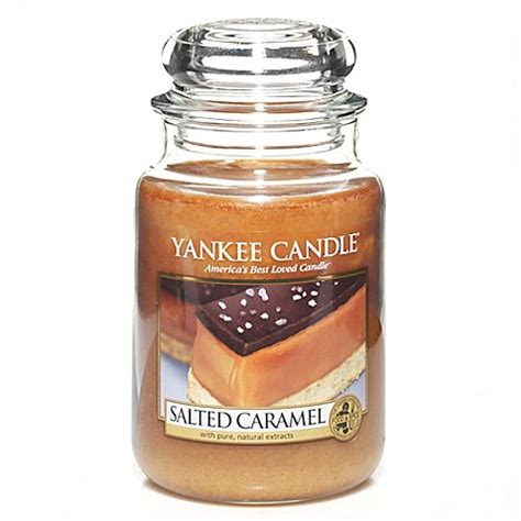 best yankee candle scents for bedroom yankee candle 174 salted caramel scented candles bed bath