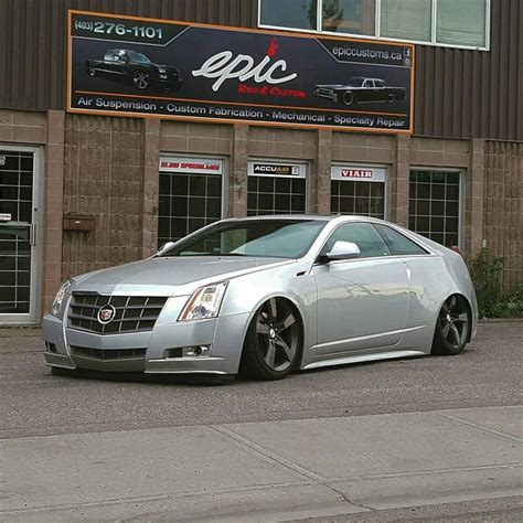 2011 cadillac coupe severed ties 2011 cadillac cts coupe shane panchyshyn
