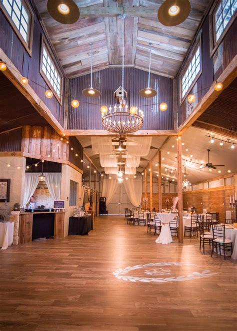 Wedding Houston by Houston Wedding Venues Rustic Barn
