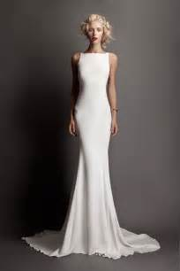 Simple Wedding Dresses Uk Simple Wedding Dresses Stylish Versatile And More Affordable Cherry Marry