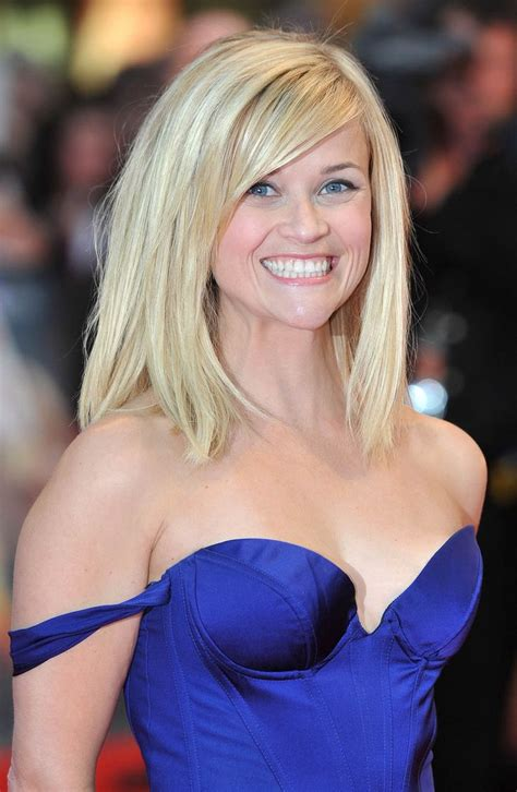 Reese Is Happy With Stretch Marks And All by Reese Witherspoon Was Quoted In A Magazine