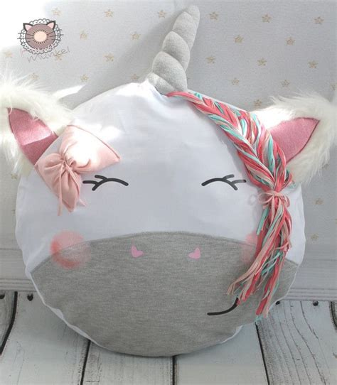 unicorn pattern sewing ebook tierkissen einhorn inkl plott und appli