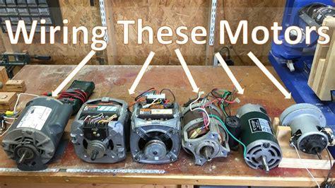wire  motors  build shop tools blower