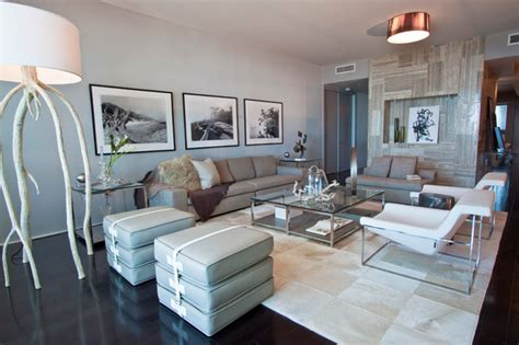 living room miami beach dkor interiors interior design at the beach club miami
