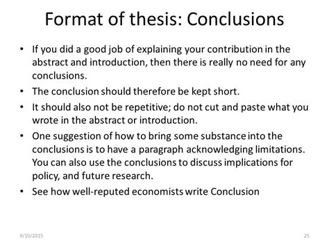 How To Write Your Nursing Dissertation by Dissertation How To Write A Conclusion