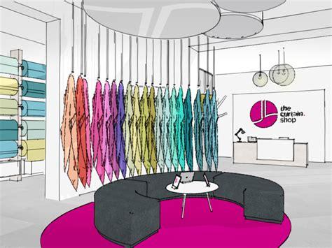werkstatt vorhang 187 curtain shop 171 liw design