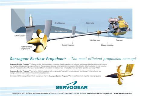 layout boat gear servogear ecoflow layout boat design net