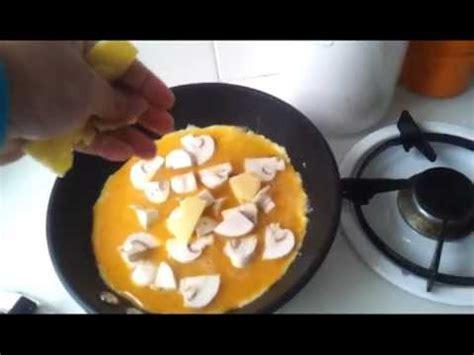 cara membuat omlet telur gulung cara membuat omelet telur youtube