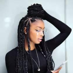 box braids hair styles 17 best ideas about box braids on pinterest black hair