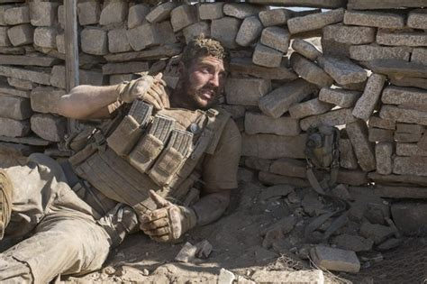 aaron taylor johnson the wall the wall review aaron taylor johnson is the compelling