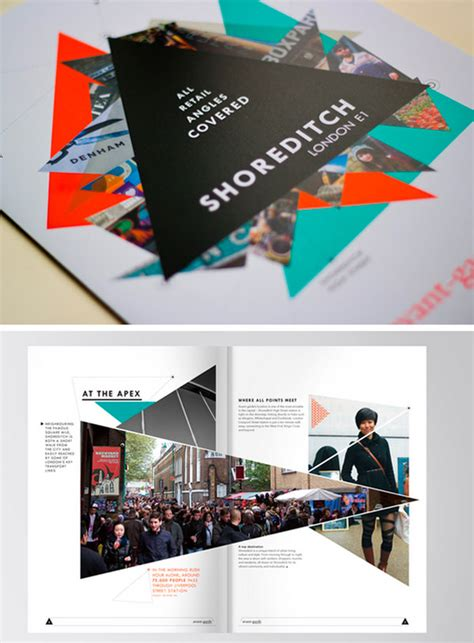 graphic design brochure layout inspiration 50 beautiful printed brochure designs for your inspiration