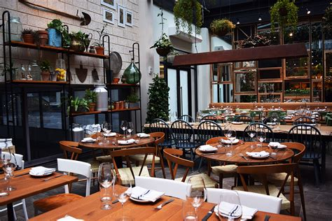 Rustic Cooking here s your first look at terra opening this week