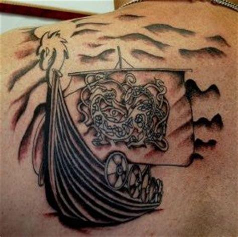 viking longboat tattoo best 25 viking ship tattoo ideas on pinterest viking