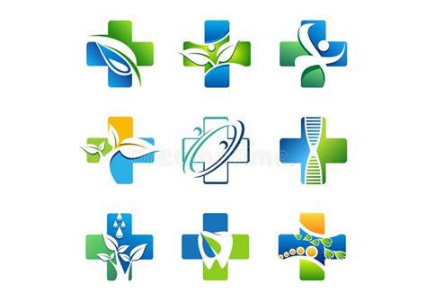 iconos de pharma y salud vector de stock 10920725 logotipo m 233 dico de la farmacia iconos de la medicina de