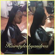 snatch back weave weave ponytail pinteres