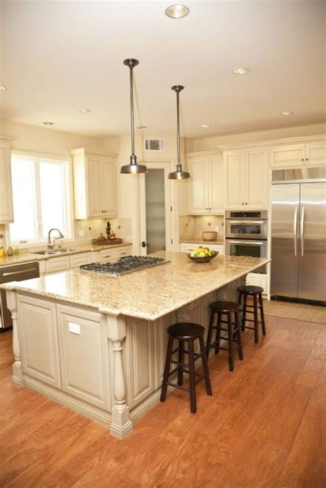 kitchen islands with cooktops kitchen island with gas cooktop search house
