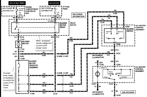 f350 blower motor wiring diagram wiring diagram with